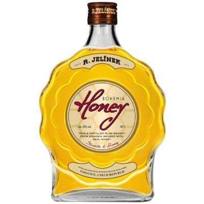 Jelinek Bohemian Honey Slivovitz 700ml 35%