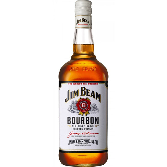 Jim Beam Bourbon White Label 700ml