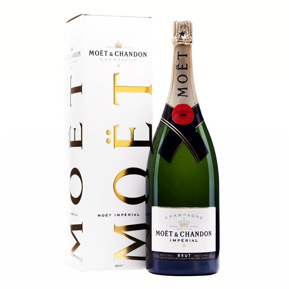 Moet and Chandon Brut Imperial Champagne N/V 750ml