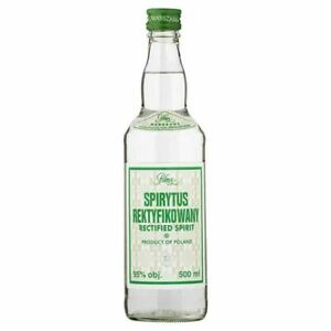 Polish Pure Spirit  95% 500ml