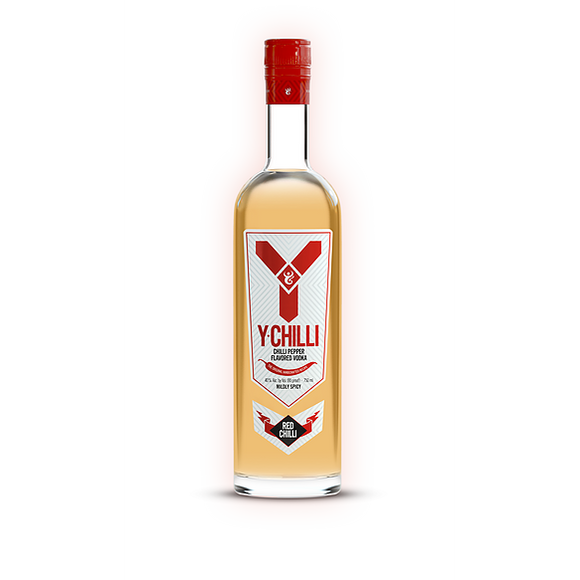 Y Chilli Pepper Vodka 750ml 40%