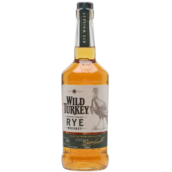 Wild Turkey Kentucky Rye 40.5% 700ml