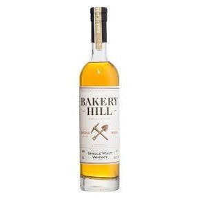 Bakery Hill  Peated 46% 500ml