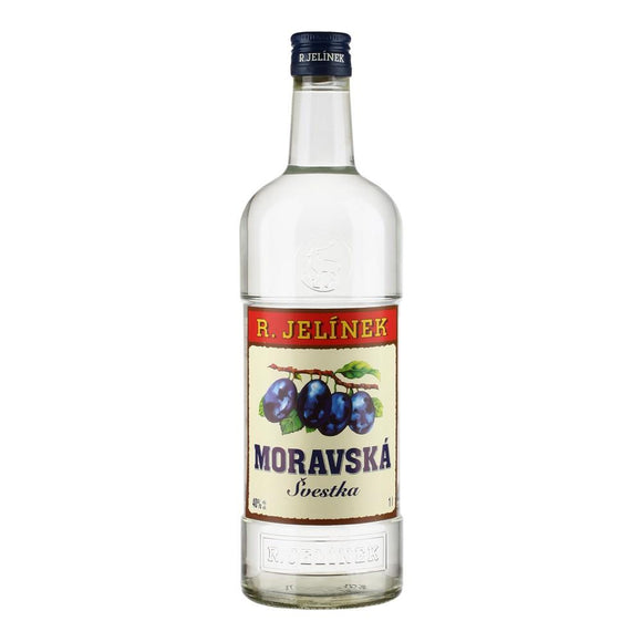 Jelinek Moravska Plum Brandy 1000ml 38%