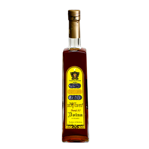 Doina  9yo Moldavian Brandy 500ml 40%