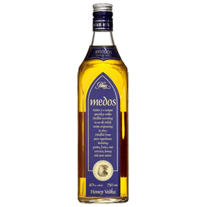 Medos Honey Vodka 40% 700ml