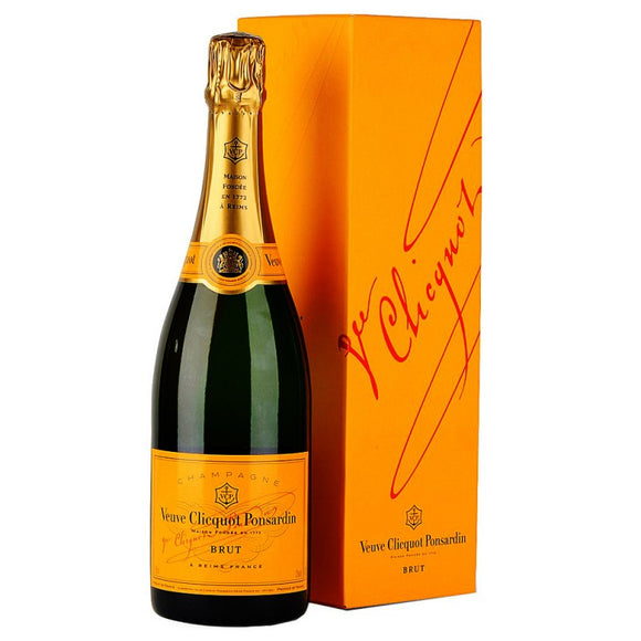 Veuve Clicquot Brut Yellow 750ml