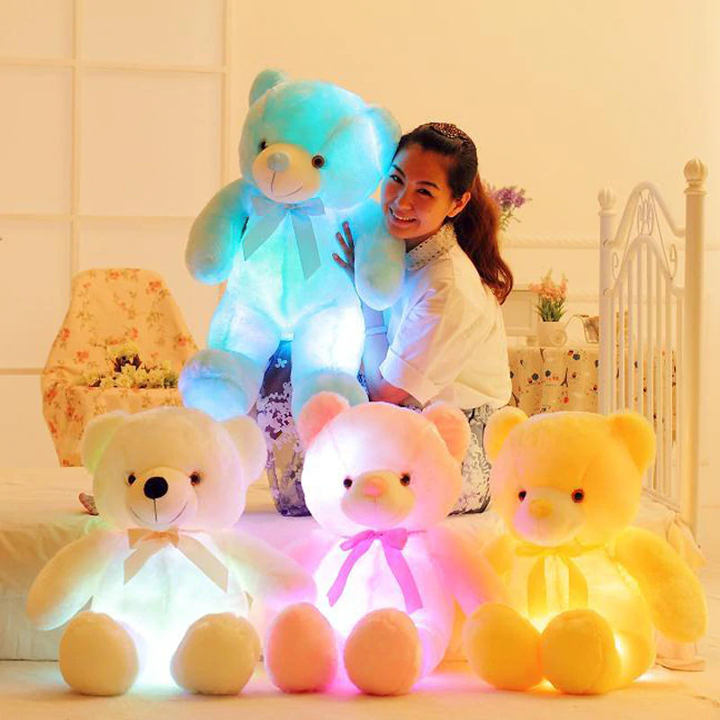 Amazing LED Bear
