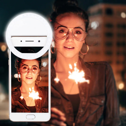 Image of Selfie LED light ring