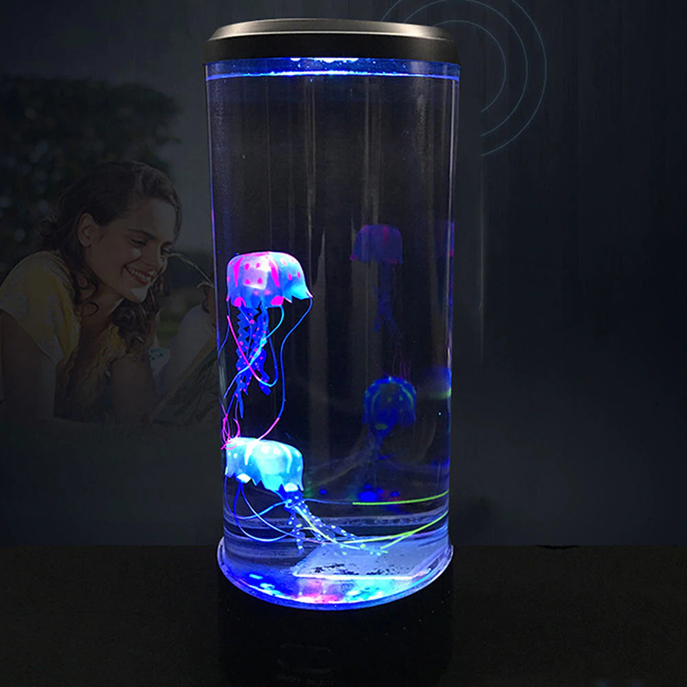 Jellyfish LED Night Light