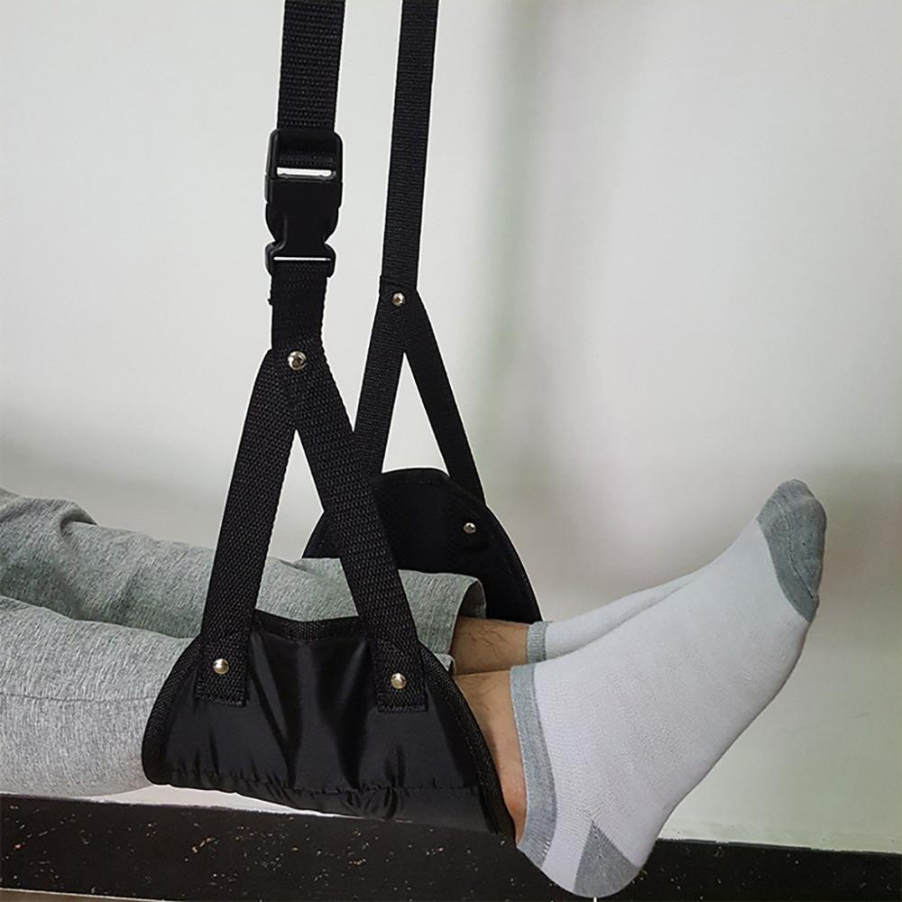 Comfy Hanger Travel Airplane Footrest