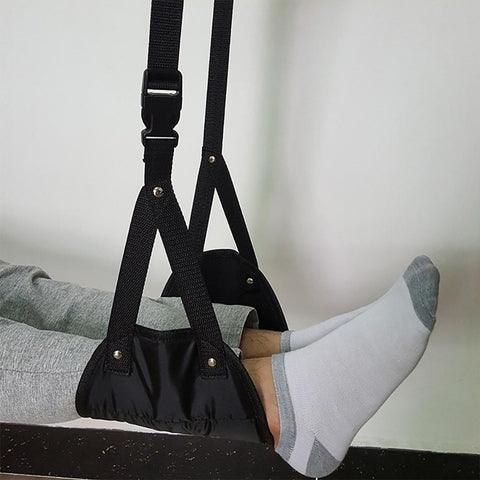 Image of Comfy Hanger Travel Airplane Footrest