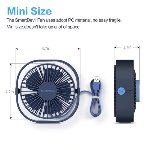 Image of USB Mini Fan