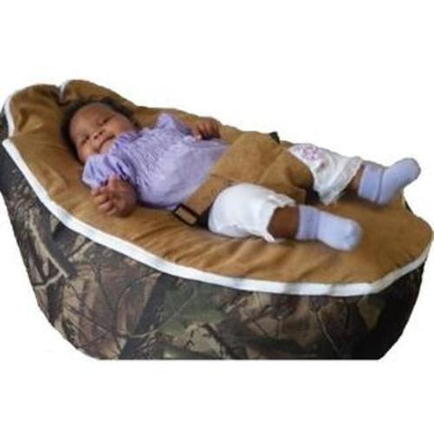 Image of Babybooper Beanbag Soft Baby Cozy Baby Sitting Chair Nursery Pillow Safe (Booper Hunting Out Door) - Babybooper Beanbags