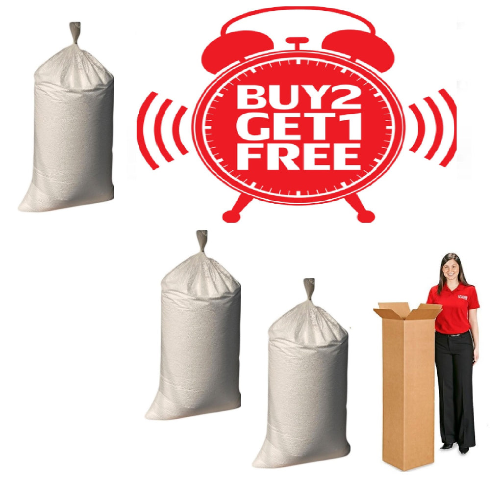 "Beanbag Refill - Beanbag Filling ""Buy 2 or More Get 1 Free"" (SAME DAY SHIPPING)"