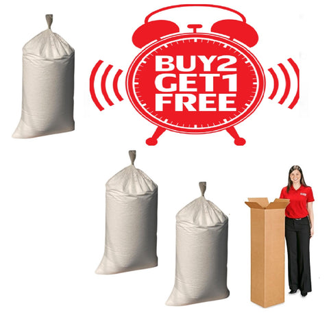 "Image of Beanbag Refill - Beanbag Filling ""Buy 2 or More Get 1 Free"" (SAME DAY SHIPPING)"