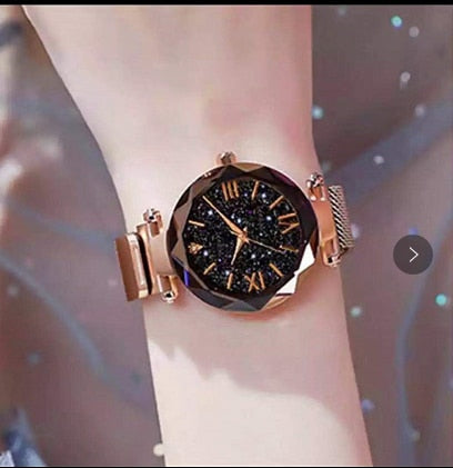 Image of Magnetic Quartz Ladies Watch