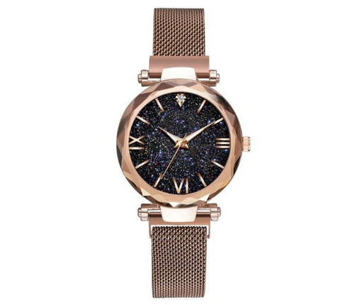 Magnetic Quartz Ladies Watch