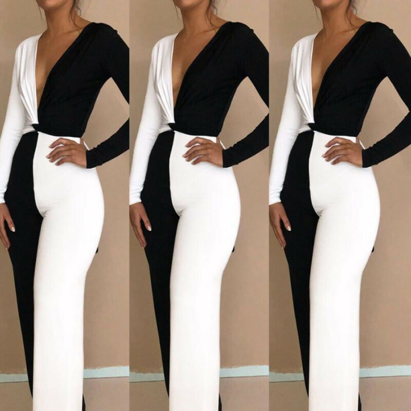 2020 New Women Ladies Casual Summer 2 Piece Clothing Set Bodycon Long Sleeve Cross T Shirt Long Pants Outfits Party Clubwear
