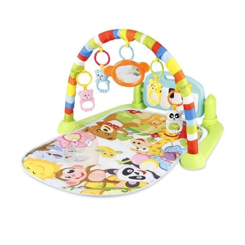 Image of Baby Play Music Mat Carpet Toys Kid Crawling Play Mat Game Develop Mat with Piano Keyboard Infant Rug Early Education