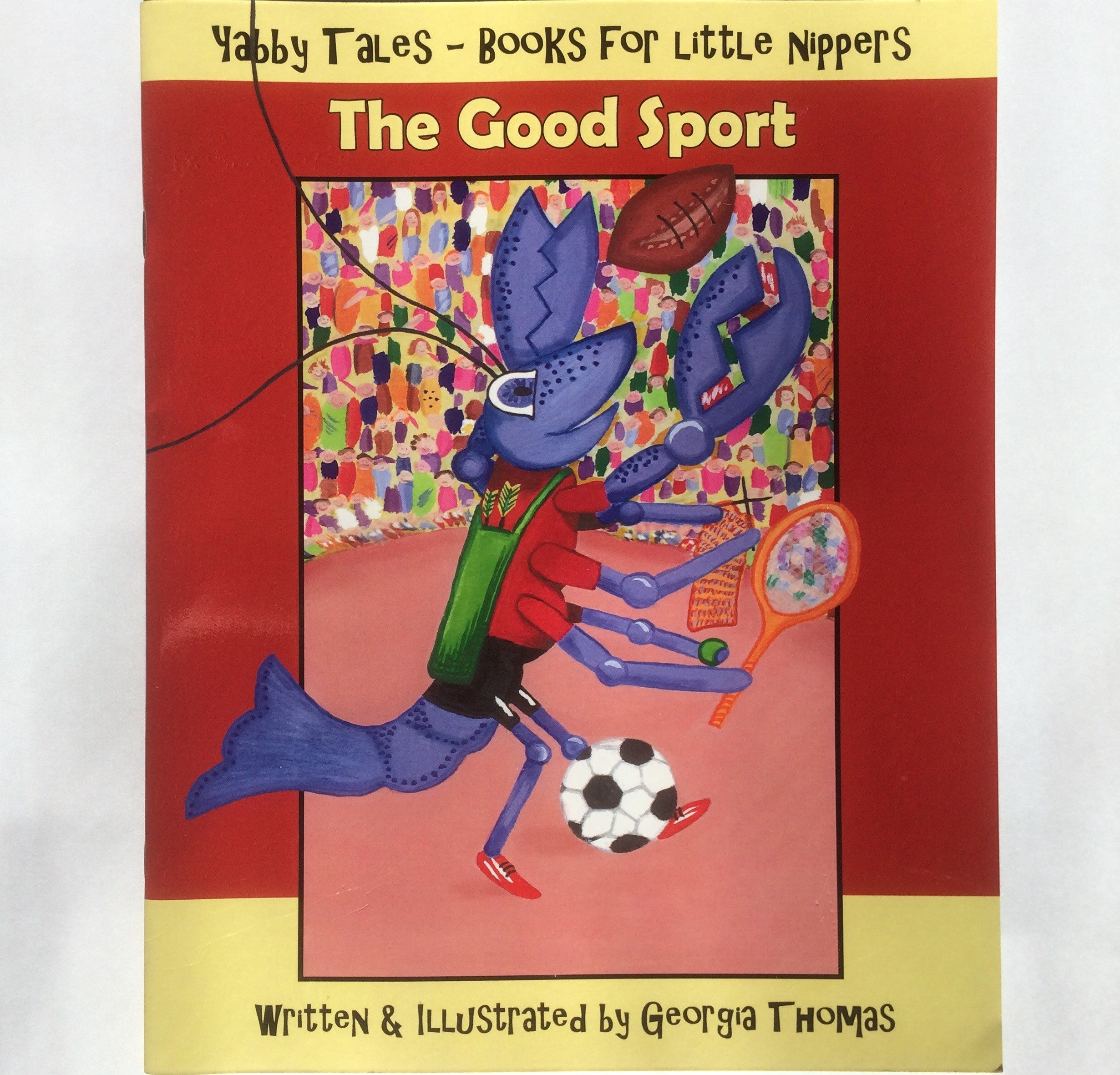 The Good Sport - Book 2 in the Yabby Tales Series
