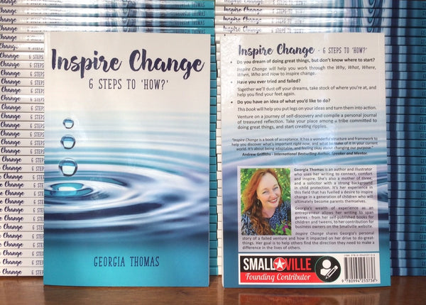 Inspire Change - 6 Steps to 'How?'