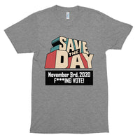Save The Day Unisex Short-Sleeve T-Shirt