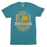 When's Lunch? Men's Short Sleeve T-Shirt