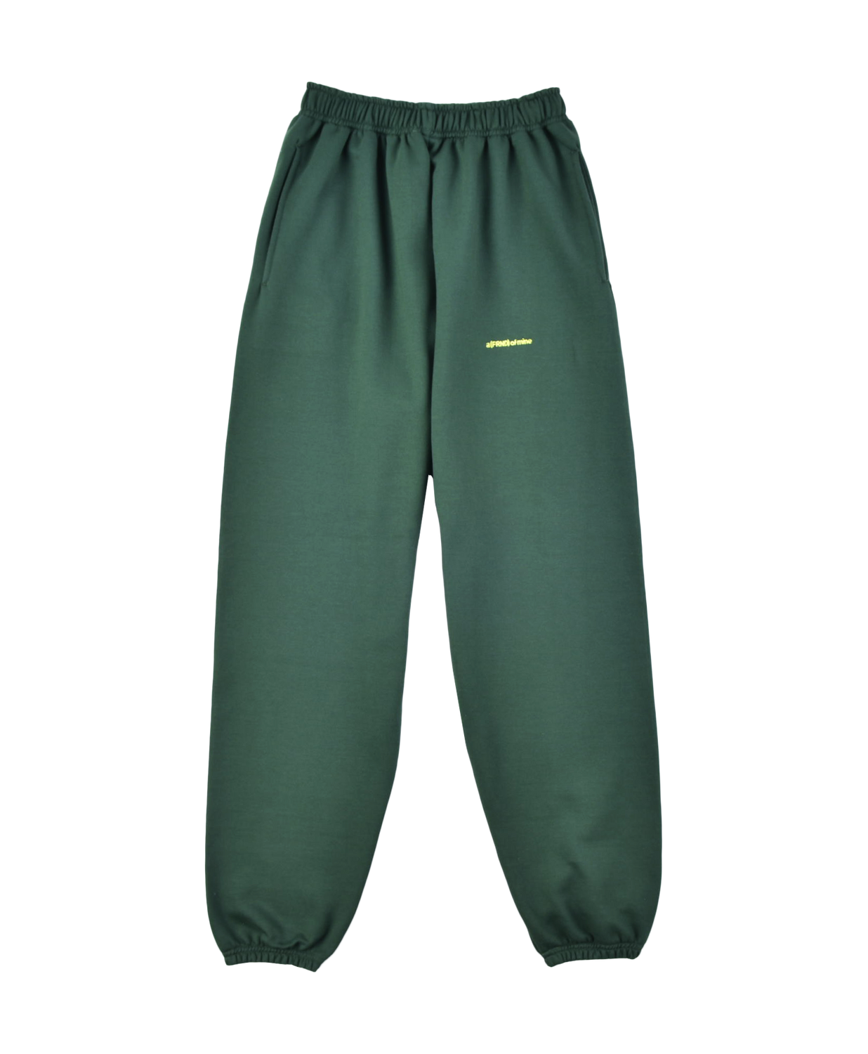 A (FRND) of Mine Sweatpants Green