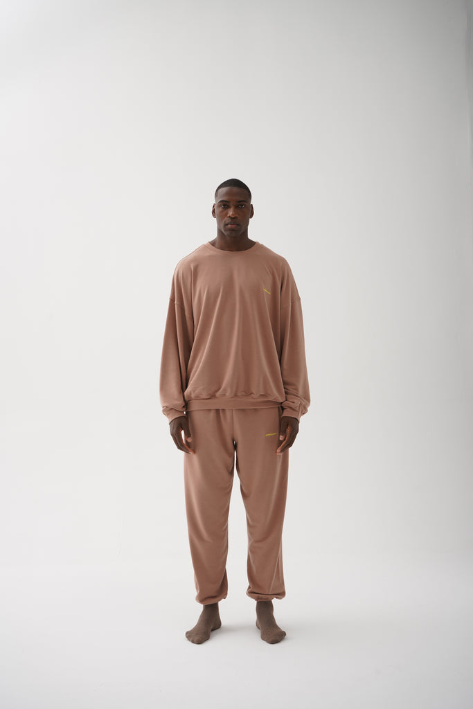 A (FRND) of Mine Lightweight Sweatpants Nude