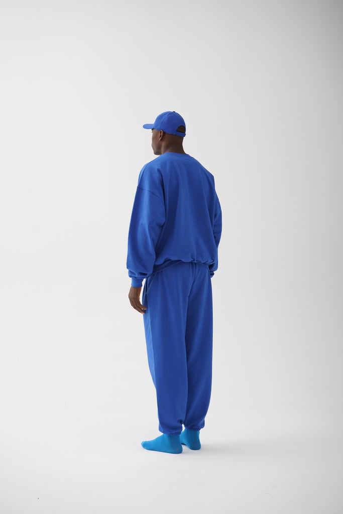 A (FRND) of Mine Sweatpants Blue