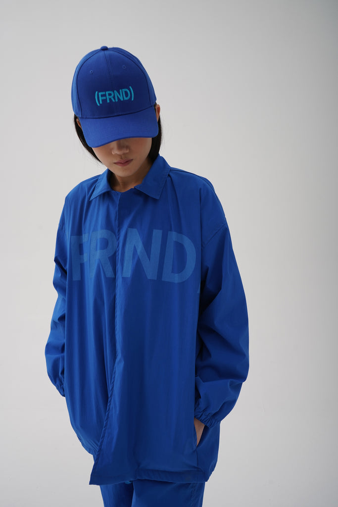 Tracksuit jacket Blue