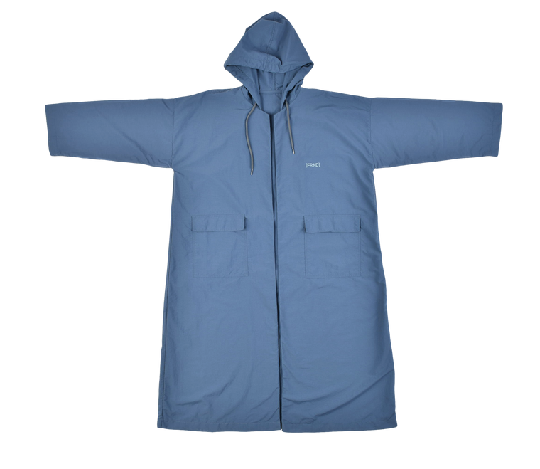 (FRND) Parka Light Blue