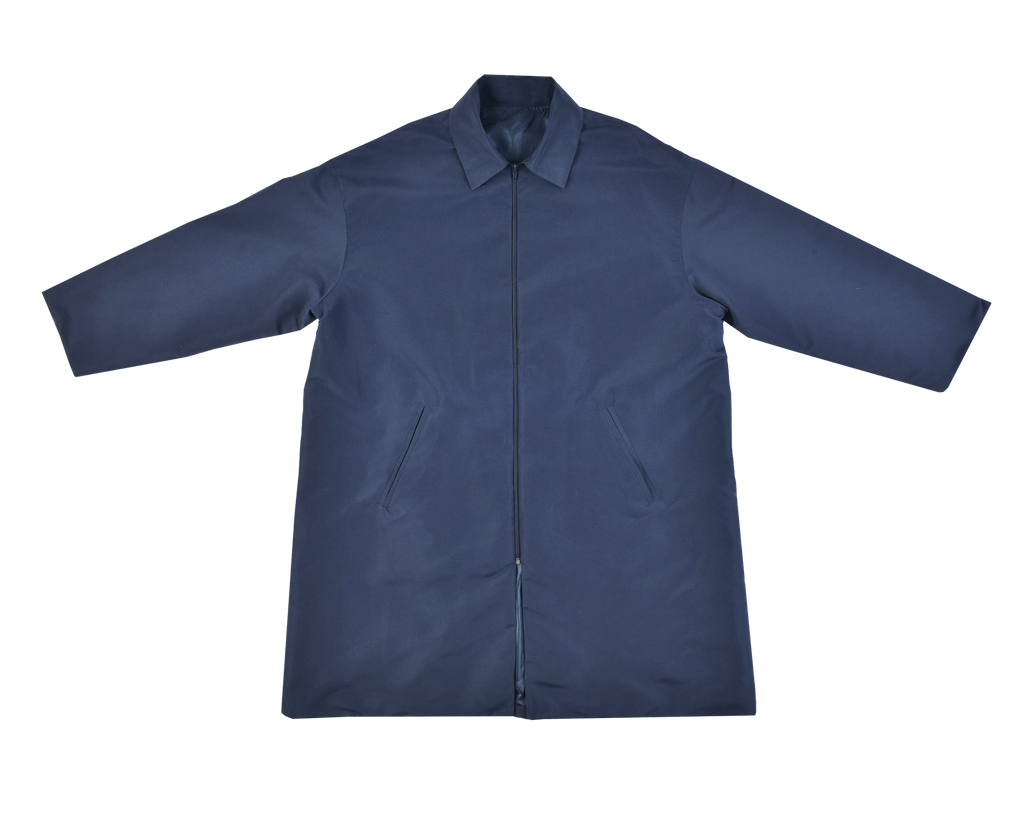 Collar Jacket Navy