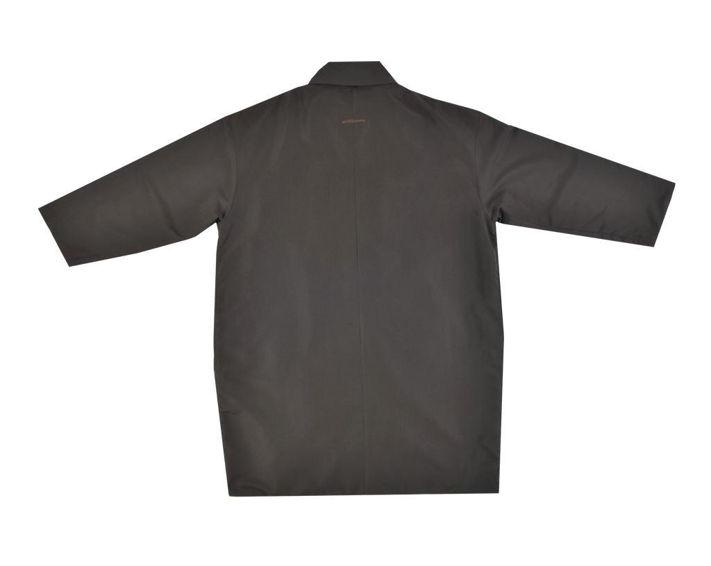 Collar Jacket Brown