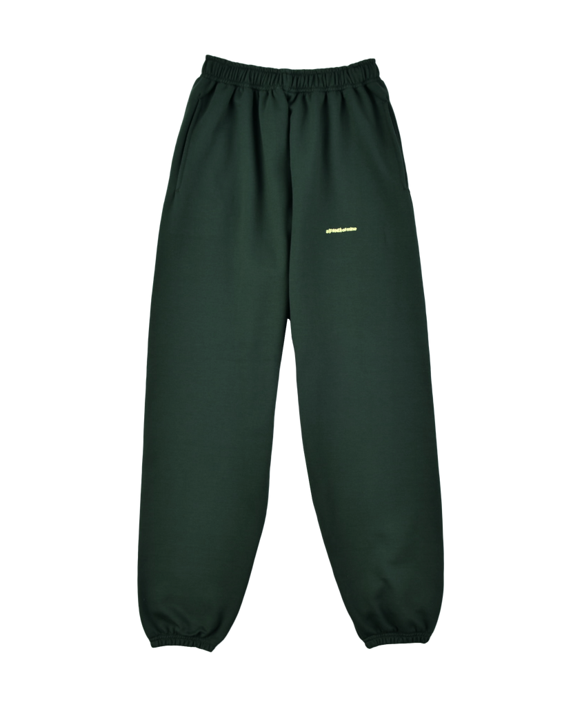 A (FRND) of Mine Sweatpants Dark Green