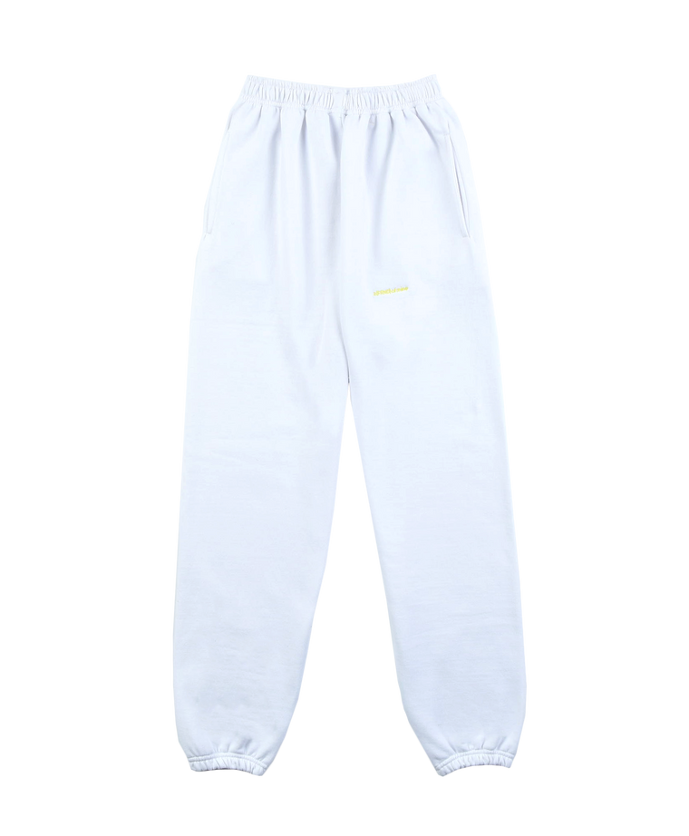 A (FRND) of Mine Sweatpants White