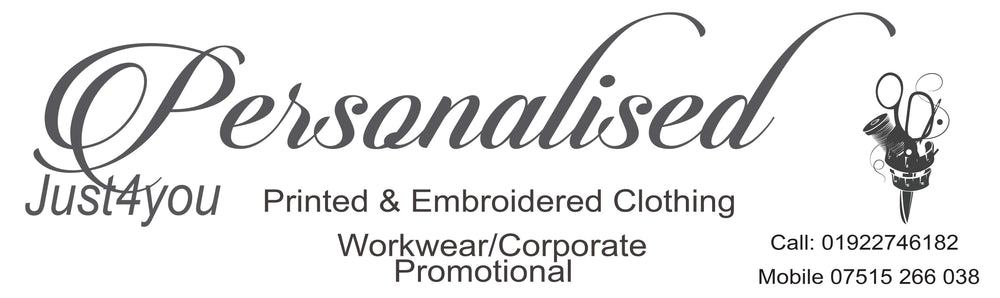 Walsall Embroidered Clothing