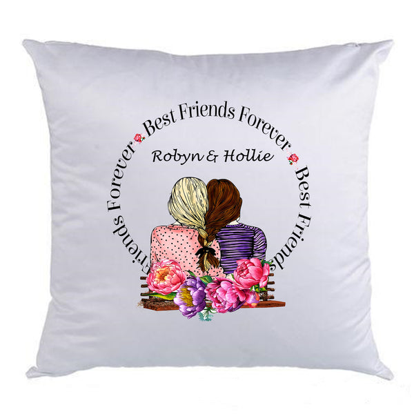 Personalised Friends Cushion