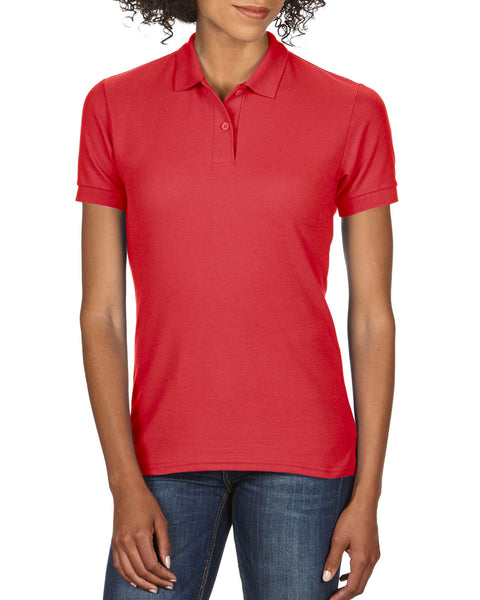 Gildan Ladies DryBlend® Ladies' Double Piqué Polo