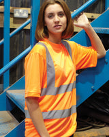 HVJ410 Hi-Vis Short Sleeve T-Shirt