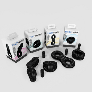 Bathmate Vibrating Cock Rings Bundle