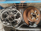 Toyota IS200 Altezza LSD Diff conversion JDM spec