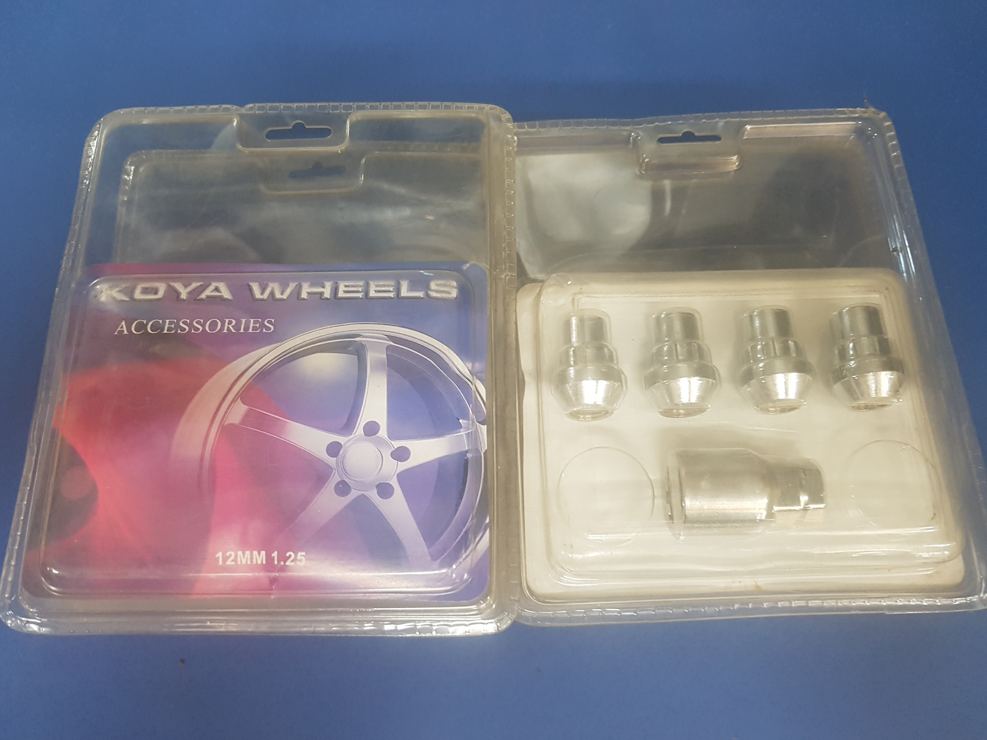 Lock Nuts Koya 12x1.25 with Key
