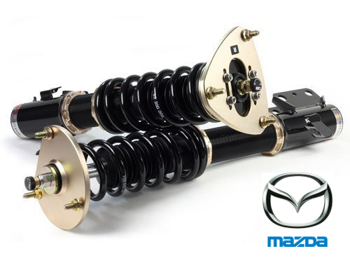 BC BR Racing Coilovers - Mazda