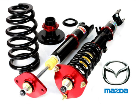 BC Racing Coilovers V1 - Mazda