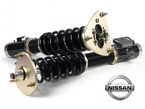 BC BR Racing Coilovers - Nissan