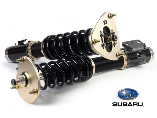 BC Racing Coilovers BR - Subaru