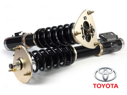 BC Racing Coilovers BR - Toyota