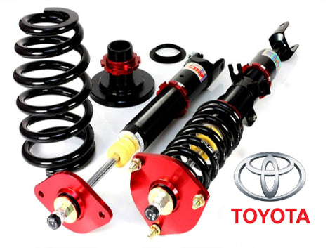 BC Racing Coilovers V1 - Toyota